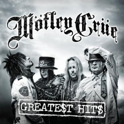 Motley Crue - Greatest Hits (CD+DVD) (cover)