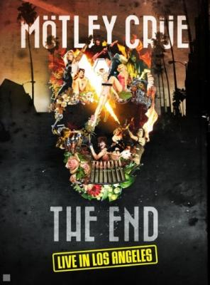 Motley Crue - The End (Live in Los Angeles) (DVD)