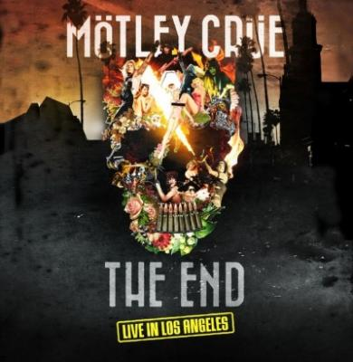 Motley Crue - The End (Live in Los Angeles) (DVD+2LP)