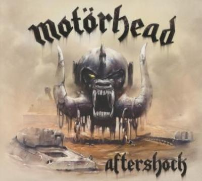 Motorhead - Aftershock (Limited) (cover)