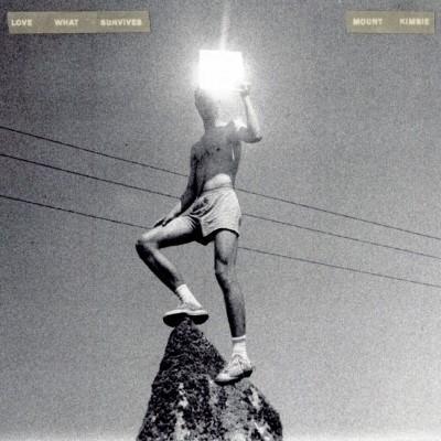 Mount Kimbie - Love What Survives (White Vinyl) (2LP+Download)