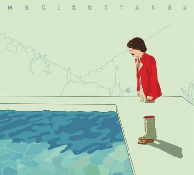 Mr Oizo - Stade 2 (cover)