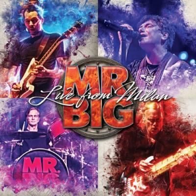 Mr. Big - Live From Milan (3LP)