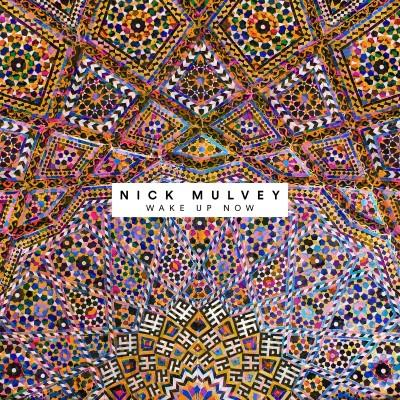 Mulvey, Nick - Wake Up Now (Orange Vinyl) (LP)