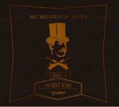 Mumford & Sons - Babel (Gentlemen Of The Road Edition) (2CD+DVD) (cover)