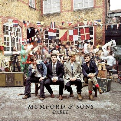 Mumford & Sons - Babel (LP) (cover)