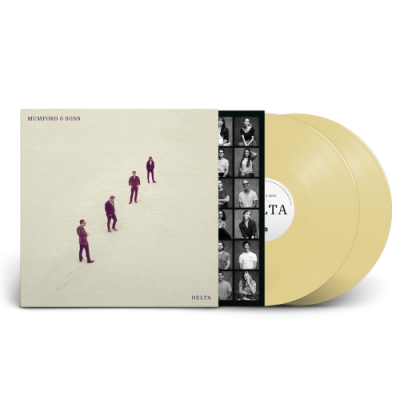 Mumford & Sons - Delta (Sand Coloured Vinyl) (2LP)