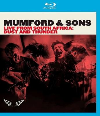 Mumford & Sons - Live In South Africa Dust and Thunder (BluRay)