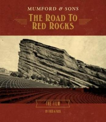 Mumford & Sons - Road To Red Rocks (DVD) (cover)