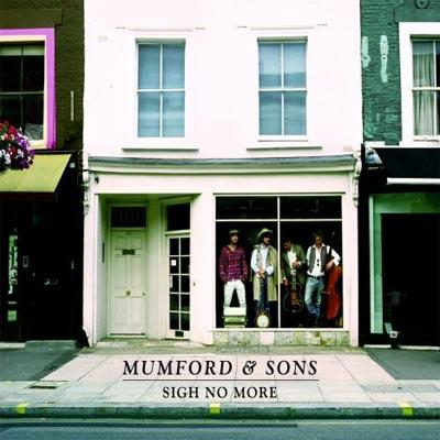 Mumford  - Sigh No More (LP) (cover)