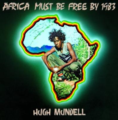 Mundell, Hugh - Africa Must Be Free By 1983 (LP)