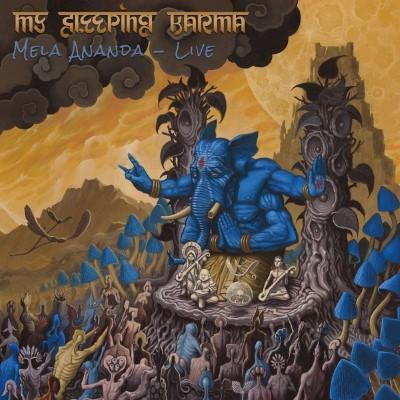 My Sleeping Karma - Mela Ananda (Live) (2LP)