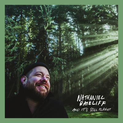 Rateliff, Nathaniel - And It's Still Alright (Clear Mint Vinyl) (LP)