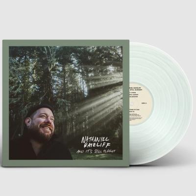 Rateliff, Nathaniel - And It'S Still Alright (Coke Bottle Green Vinyl) (LP)