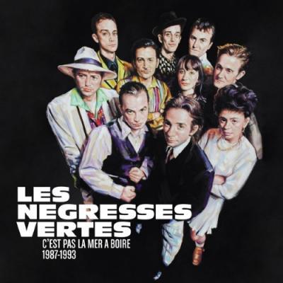 Negresses Vertes - C'est Pas La Mer a Boire (1987-1993) (3CD)