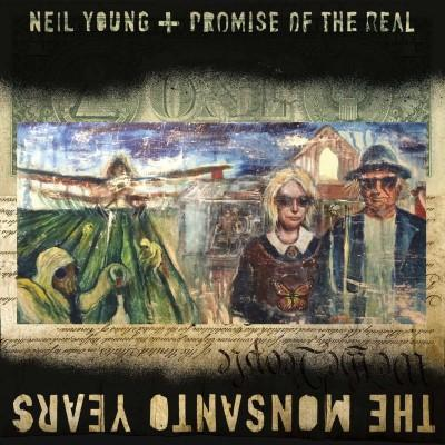 Neil Young & Promise Of The Real - Monsanto Years (CD+DVD)