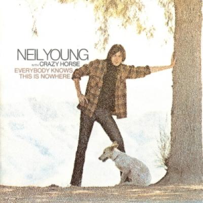 Young, Neil & Crazy Horse - Everybody Knows This Is Nowhere (Remastered) (cover)