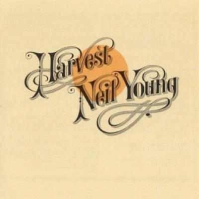 Young, Neil - Harvest (LP) (cover)