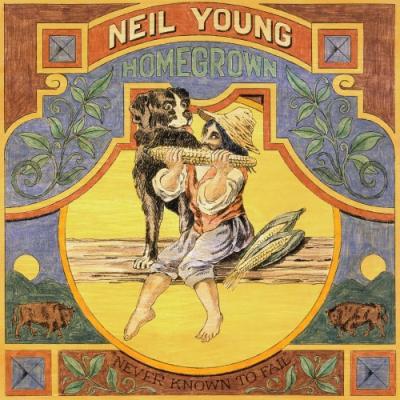 Young, Neil - Homegrown (LP)
