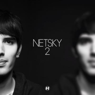 Netsky - 2 (4LP) (cover)