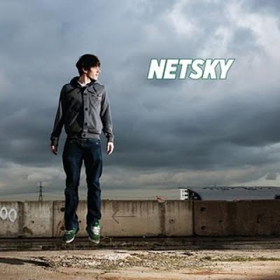 Netsky - Netsky (4-LP) (cover)