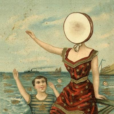 Neutral Milk Hotel - In The Aeroplane Over The Sea (LP)