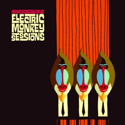 New Cool Collective - Electric Monkey Sessions (LP)