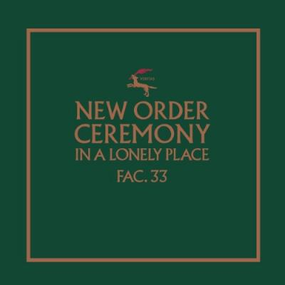 "New Order - Ceremony (Version 1) (7"")"