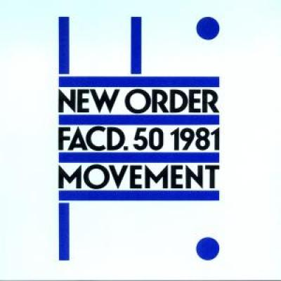 New Order - Movement (cover)