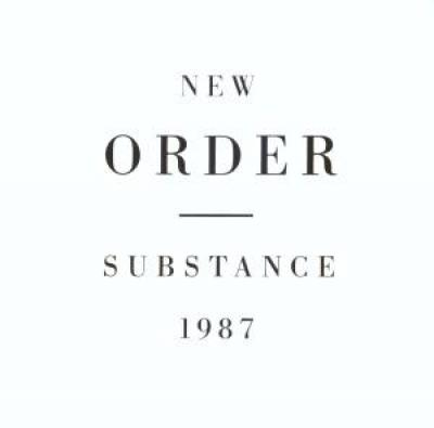 New Order - Substance (cover)