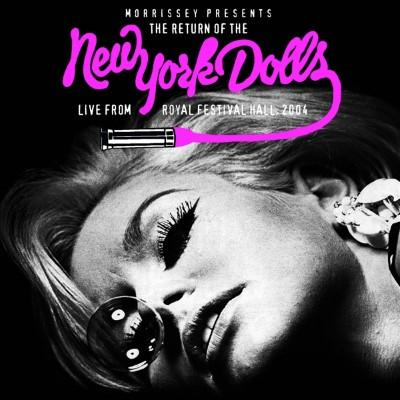 New York Dolls - Live From Royal Festival Hall,2004 (Coloured Vinyl) (2LP)