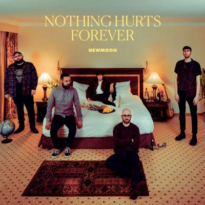 Newmoon - Nothing Hurts Forever (Blue Transparent Vinyl) (LP)