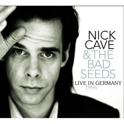 Cave, Nick & Bad Seeds - Live In Germany 1996 (DVD) (cover)