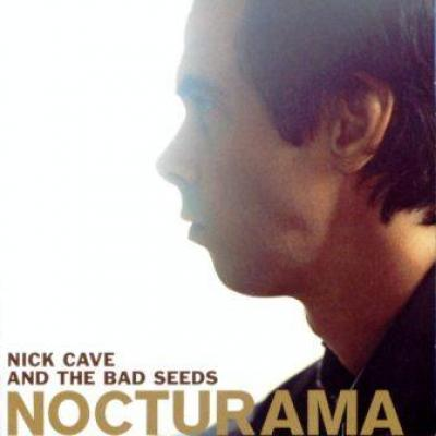 Cave, Nick & The Bad Seeds - Nocturama (CD+DVD) (cover)