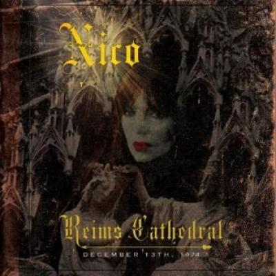 Nico - Reims Cathedral (Dec 13, 1974) (cover)