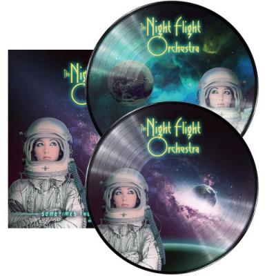Night Flight Orchestra - Sometimes the World Ain't Enough (Picture Disc) (2LP)