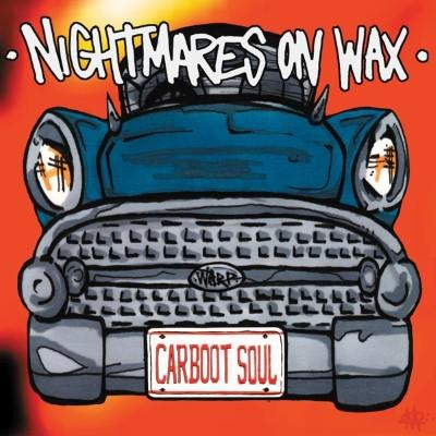 Nightmares On Wax - Carboot Soul (2LP)