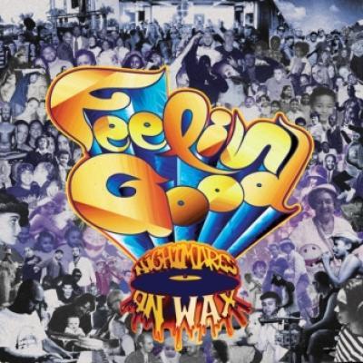 Nightmares On Wax - Feelin' Good (LP) (cover)