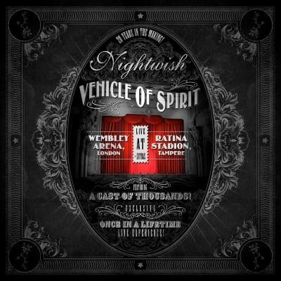 Nightwish - Vehicle Of Spirit (2xBluRay+3DVD+2CD)