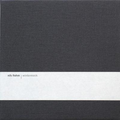 Frahm, Nils - Wintermusik (LP) (cover)