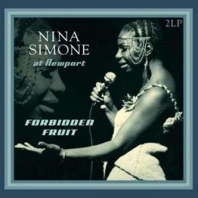 Simone, Nina - Forbidden Fruit: Live Newport 1960 + Live NYC 1961 (2LP) (cover)