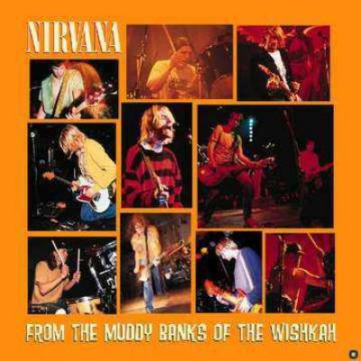 Nirvana - From The Muddy Banks Of The Wishkah (cover)