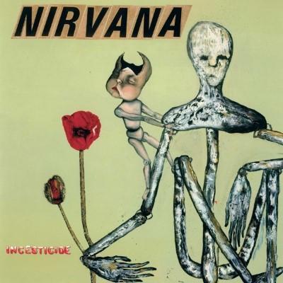 Nirvana - Incesticide (Limited Edition Audiophile Edition) (2LP)