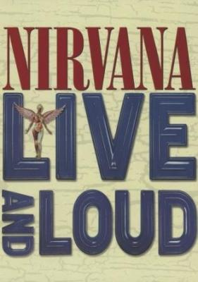 Nirvana - Live & Loud (DVD) (cover)