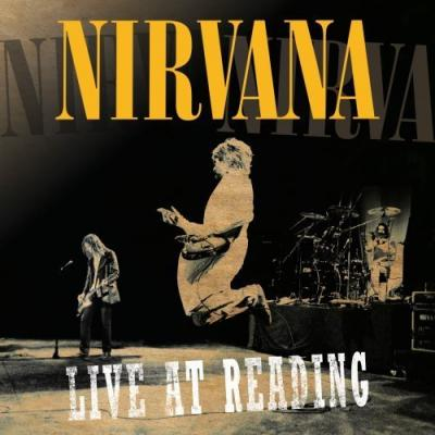Nirvana - Live At Reading (LP) (cover)