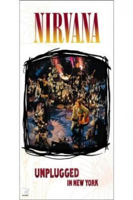 Nirvana - Mtv Unplugged In New York (DVD) | Bilbo