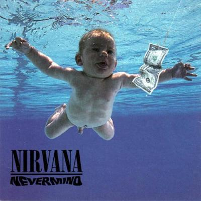 Nirvana - Nevermind (cover)