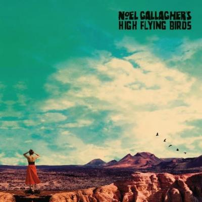 Noel Gallagher's High Flying Birds - Who Built The Moon (LP+Download)