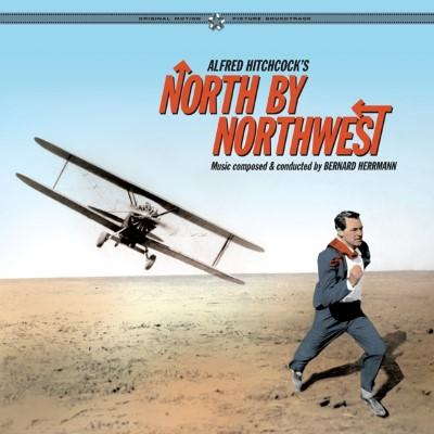 North By Northwest (OST by Bernard Herrmann) (LP)