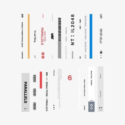Nosaj Thing - Parallels (LP+Download)